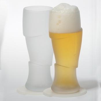 Designová sklenice Sliced Cold