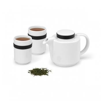 4dílný čajový set Ring