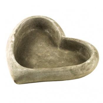 Betonové srdce - pítko Brokenheart