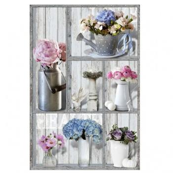 Obraz na plátně - květiny