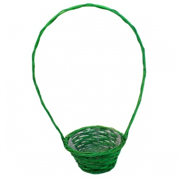 Vrbový košík - barevný