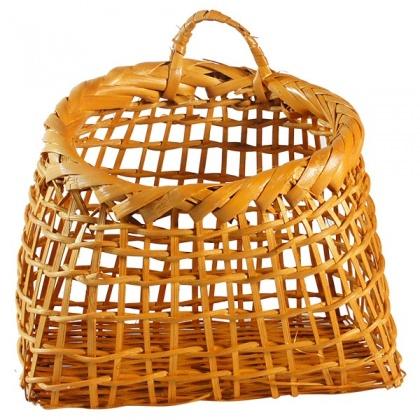 Bambusový košíček