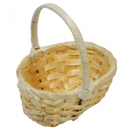 Bambusový košíček Ume