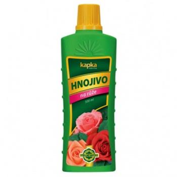 Hnojivo KAPKA na růže 500ml