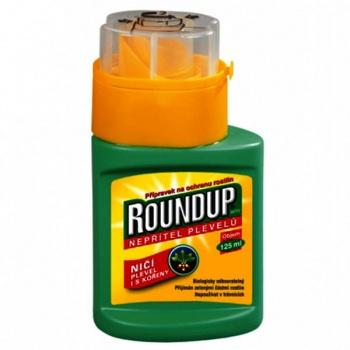 Herbicid ROUNDUP AKTIV 125 ml