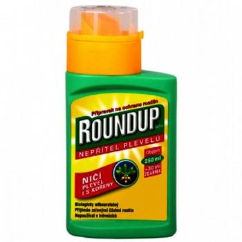 Herbicid ROUNDUP AKTIV 250 ml
