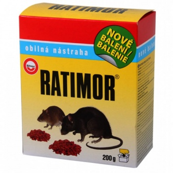 Rodenticid RATIMOR zrno