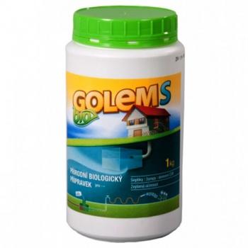 Aktivátor septiků BIO GOLEM S 1 kg