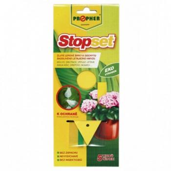 Lepové šipky STOPSET 5ks na molice a mšice