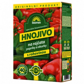 Hnojivo BIOMIN na rajčata