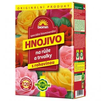 Hnojivo BIOMIN na růže