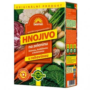 Hnojivo ORGAMIN na zeleninu 1kg