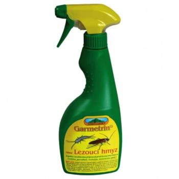 Insekticid GARMETRIN na lezoucí hmyz