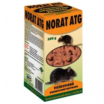 Rodenticid NORAT ATG granule 300g