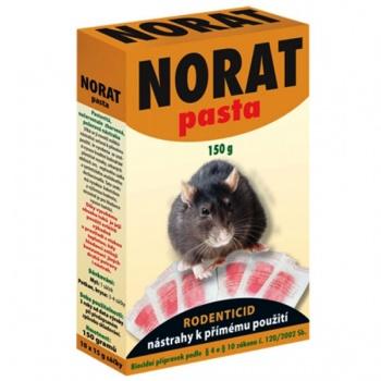 Rodenticid NORAT pasta