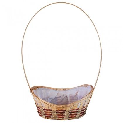 Bambusový košík