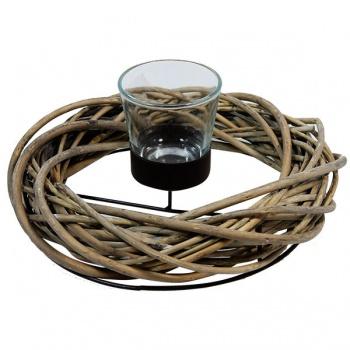Vrbový svícen - věnec
