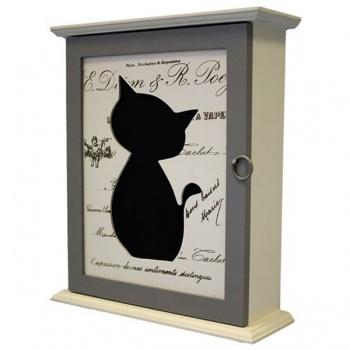 Skříňka na klíče Dark Cat