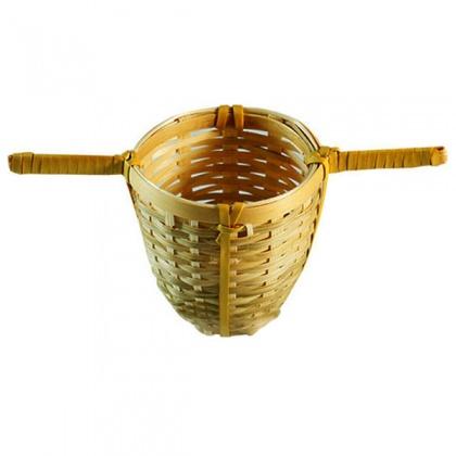 Bambusové sítko s držáčky