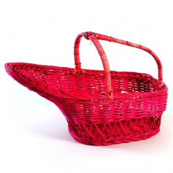 Košík na láhev - pedig Kone