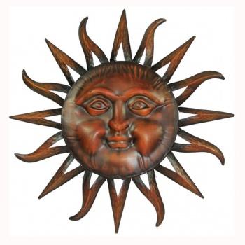 Dekorační slunce