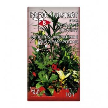 Substrát KERA pro pokojové rostliny 10l