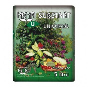 Substrát KERA zahradnický univerzální 5l