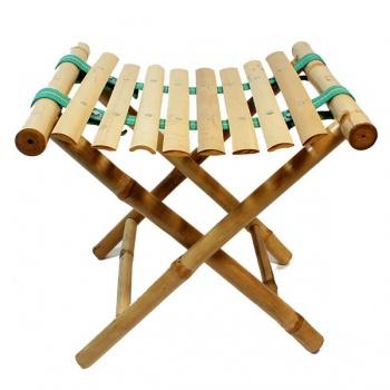Bambusová židlička