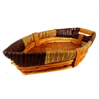 Vrbový tác - kombinace dřevo Prop