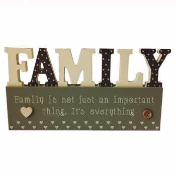 Dekorační předmět Happy Family