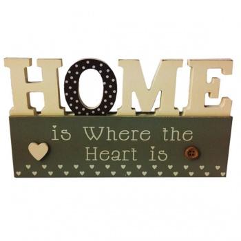 Dekorační předmět Sweet Home