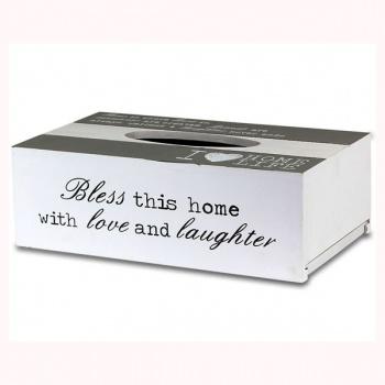 Krabička na papírové kapesníky LOVE