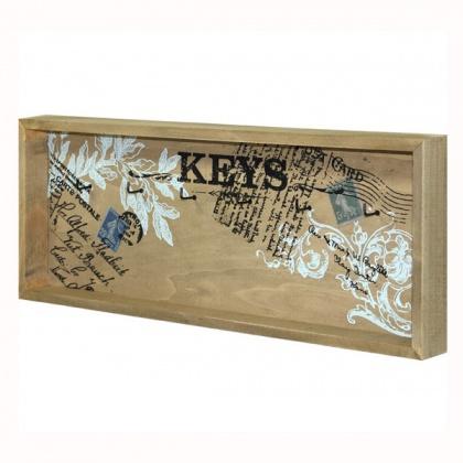 Věšák na klíče