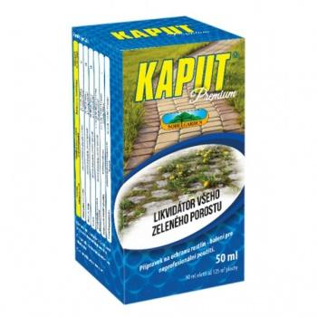 Herbicid KAPUT PREMIUM 50 ml