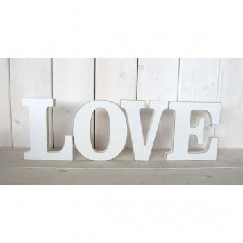 Dekorační předmět Love