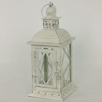 Kovová dekorační lucerna