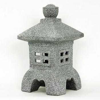 Domeček keramický na svíčku