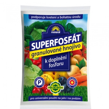 Superfosfát MINERAL 1kg