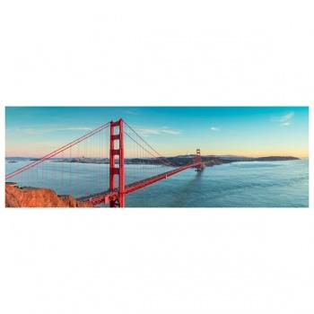 Obraz na plátně - Golden Gate most