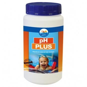 PH plus do bazénu 1,2kg