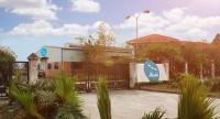 Naše výrobní hala a kanceláře ve vesnici Tan Lap